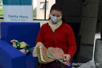 Projeto arrecada lã para confecção de mantas em Santa Maria - Diário de Santa Maria