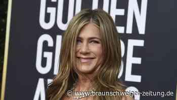 Jennifer Aniston will nur gute Laune am Set