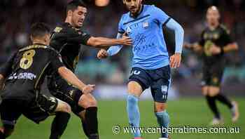 Ninkovic racing to prove AL final fitness - The Canberra Times