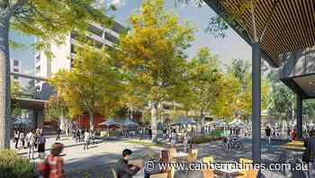 Development of Coombs and Wright village centre underway - The Canberra Times