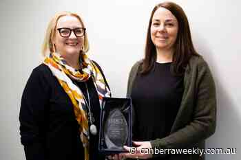 St Clare's teacher named InTEACT Educator of the Year - Canberra Weekly