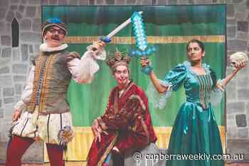 'Hamlet: Prince of Skidmark' a crack up for the whole family - Canberra Weekly