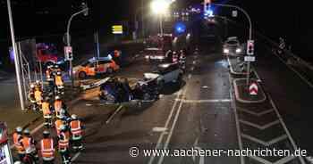 Raser-Unfall von Alsdorf-Hoengen vor Bundesgerichtshof - Aachener Nachrichten