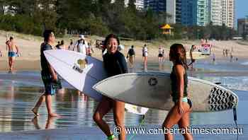 Govt urges support for local tourism - The Canberra Times