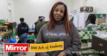Meet the inspirational people carrying out huge acts of kindness across the UK