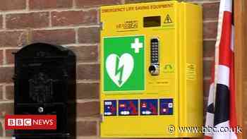 Kettering Town Cricket Club: 'Thank goodness we have a defibrillator'