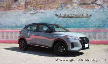 Review - 2021 Nissan Kicks SR:A whippersnapper of a cute 'ute.