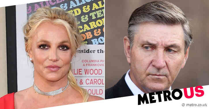 Britney Spears' dad Jamie 'sorry to see her in so much pain' after bombshell conservatorship hearing
