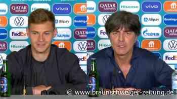 """Löw-Elf jetzt gegen England: """"Wird ein ganz anderes Spiel"""""""