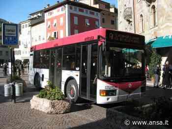 Trento, bus tornano in fascia serale dal 12 luglio - Agenzia ANSA