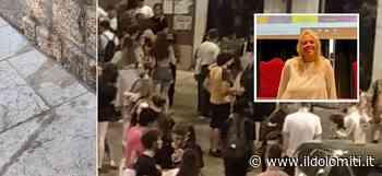 Movida a Trento, muri e cancello della scuola materna trasformati in orinatoio. Giulia Casonato: ''Comportamenti indecorosi, arriveranno i bagni ma serve rispetto'' - il Dolomiti