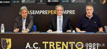 Il Trento si affida a Diego Cattoni, il nuovo amministratore delegato: ''Servirà l'aiuto dei tifosi per trasmettere ai giocatori quella forza che solo loro sanno dare'' - il Dolomiti