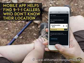 Clever app speeds rescue in Turkey Point - St. Thomas Times-Journal