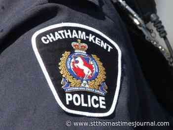 Man charged after backpack, tree stolen in Chatham - St. Thomas Times-Journal
