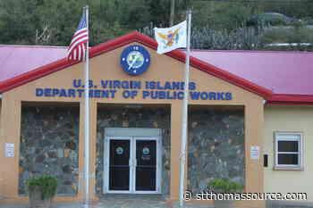 Public Works Is Prepared for Hurricane Season 2021 - St, Thomas Source