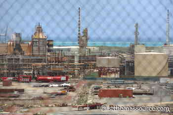 Controversial St. Croix refinery ceases operations given 'extreme financial constraints' - St, Thomas Source