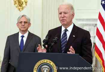 Biden introduces plan to combat rising crime as he warns illegal gun-sellers 'we'll find you'