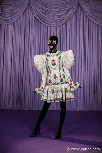 Richard Quinn Returns With a Dance - Yahoo Lifestyle