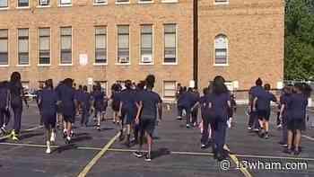 A celebration of dance at Nazareth Elementary - 13WHAM-TV