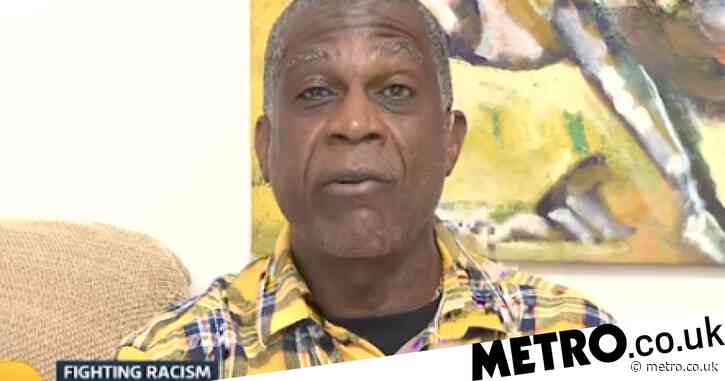 Michael Holding applauded for saying racial inequality is 'a load of b*ll*cks' in passionate Good Morning Britain speech