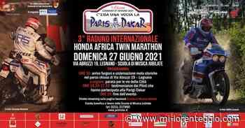 """La Parigi - Dakar """"arriva"""" a Legnano. Domenica 27 giugno i protagonisti e le moto storiche fanno rivivere lo spirito del raid africano - MI-LORENTEGGIO.COM. - Mi-Lorenteggio"""