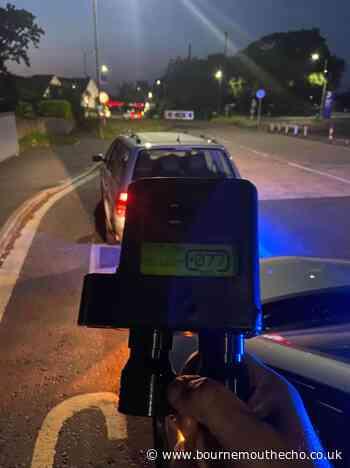 Driver, 20, 'speeding at 77mph in a 40mph zone'
