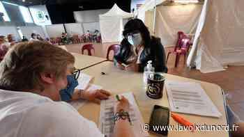 Laventie : le centre de vaccination passe en horaires d'été mais reste ouvert le week-end - La Voix du Nord