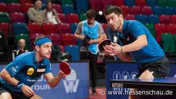 Timo Boll und Co. hoffen bei Tischtennis-EM auf Medaillenregen - hessenschau.de