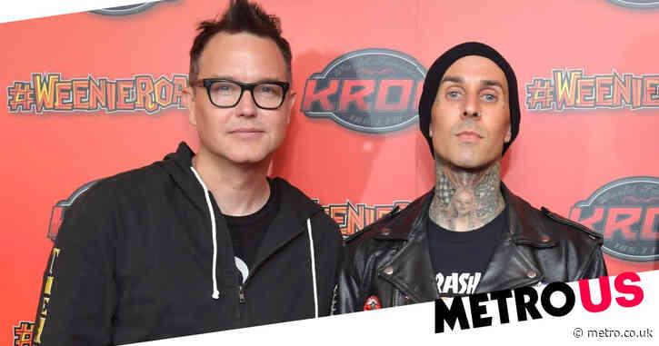 Travis Barker shares love for Mark Hoppus after Blink-182 star confirms cancer diagnosis