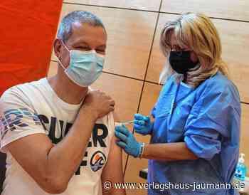 Maulburg: Impftermin war bestens organisiert - Maulburg - www.verlagshaus-jaumann.de