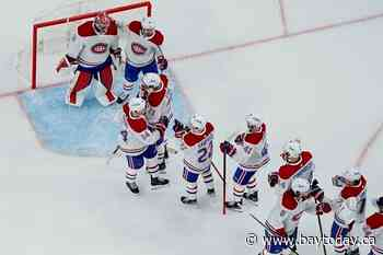 Montreal Canadiens could advance to Stanley Cup final on Quebec's Fête nationale