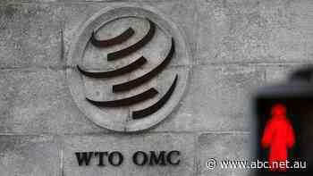 China lodges complaint against Australia at World Trade Organization