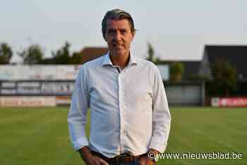 Robby Buyens wordt trainer van Sint-Niklaas (Sint-Niklaas) - Het Nieuwsblad