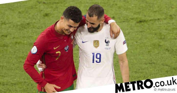 Karim Benzema reveals what he told Cristiano Ronaldo after emotional reunion