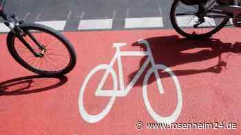 Großkarolinenfelder (54) stürzt mit Fahrrad und landet im Klinikum Rosenheim
