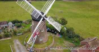 Holiday let plan next to stunning Berkswell Windmill landmark in Solihull - Birmingham Live