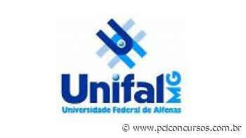 Unifal - MG lança novo Concurso Público nos campi de Alfenas e Poços de Caldas - PCI Concursos