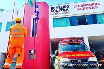 Corpo de Bombeiros divulga nota de esclarecimento - ALFENAS HOJE - Alfenas Hoje