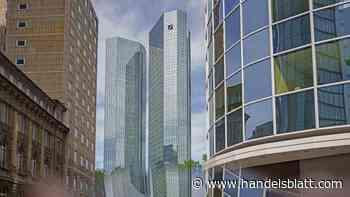 Banken: Deutsche Bank stärkt den IT-Bereich deutlich