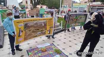 Lambayeque: controversia por retiro de infraestructura turística y agrícola de Chaparrí - LaRepública.pe