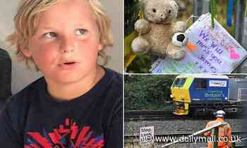 Boy died after playing 'flip the bottle' and slipping onto live train tracks in Bootle inquest hears