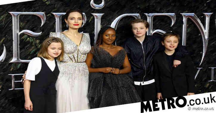 Angelina Jolie reveals daughter Zahara, 16, faced racial bias after undergoing surgery