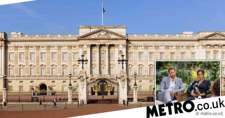 Buckingham Palace admits it's not diverse enough after Sussexes' racism claim