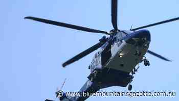 Lost hikers rescued from NT national park - Blue Mountains Gazette