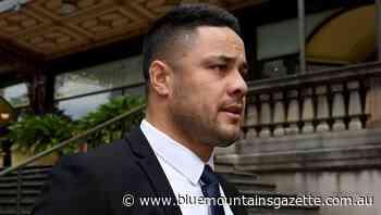 Jarryd Hayne's appeal listed for November - Blue Mountains Gazette