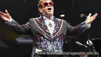 Elton John adds dates to final world tour - Blue Mountains Gazette