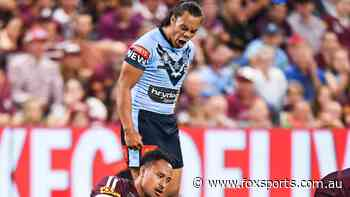 Origin LIVE: Freddy fires stunning accusation at QLD teen — 'playing with the big boys'