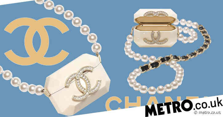Chanel wants to upgrade your AirPod case with a £2,060 pearl necklace
