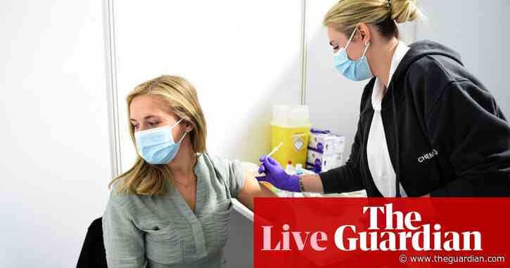 Coronavirus live: Merkel says Europe and Germany 'on thin ice' over Delta variant; Brazil sees record daily cases