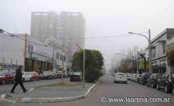 Santa Rosa bajo niebla – La Arena La Pampa - La Pampa La Arena